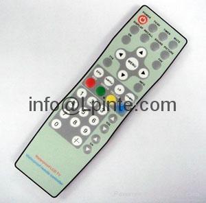bathroom tv remote control