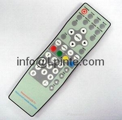 bathroom tv remote control