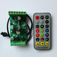 RGB controller RGBW controller led grow light control board