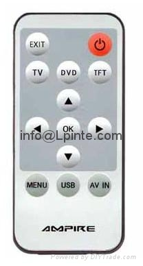 remote control for rgb led light dimmer 2