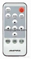 remote control for rgb led light dimmer