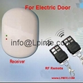 wilress remote control for electric door