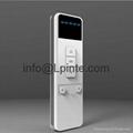 LCD remote control