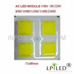 No driver COB LED 5w 9w to 200w