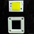 AC LED 220V LED AC COB LED  50w 30w