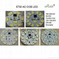 AC LED 220V LED AC COB LED  3w 5w 7w 9w 12w