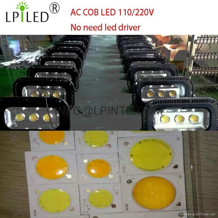 AC LED FOR STREETLIGHT FLOODLIGHT Punto de 220VAC 2