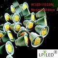 AC LED FOR STREETLIGHT FLOODLIGHT Punto de 220VAC 5