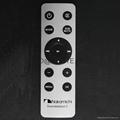 aluminous remote controller metal remote control LPI-A13 aluminum remote control 3