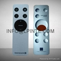 aluminous remote controller metal remote control LPI-A13 aluminum remote control 5