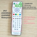 replace waterproof lcd tv remote control