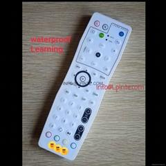 bathroom tv waterproof lcd tv remote control clean hospital