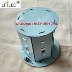 12-110VDC led strobe beacon light led warning light led blink controller