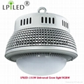 universal led grow light 150w rgb+white