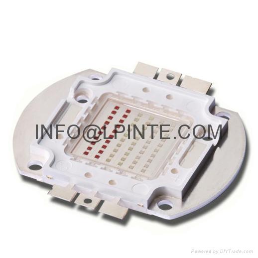 50w LED RGBW CHIP LED RGBW COB LED RGB LED MODULE WW CW RGBY 10