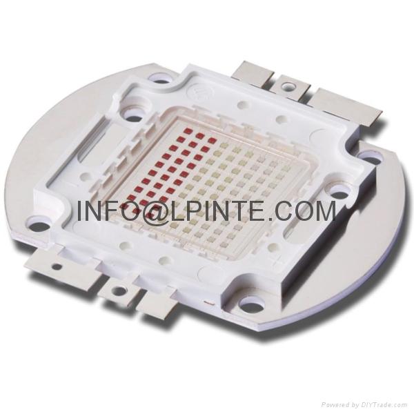 50w LED RGBW CHIP LED RGBW COB LED RGB LED MODULE WW CW RGBY 12