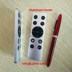 Aluminum remote control