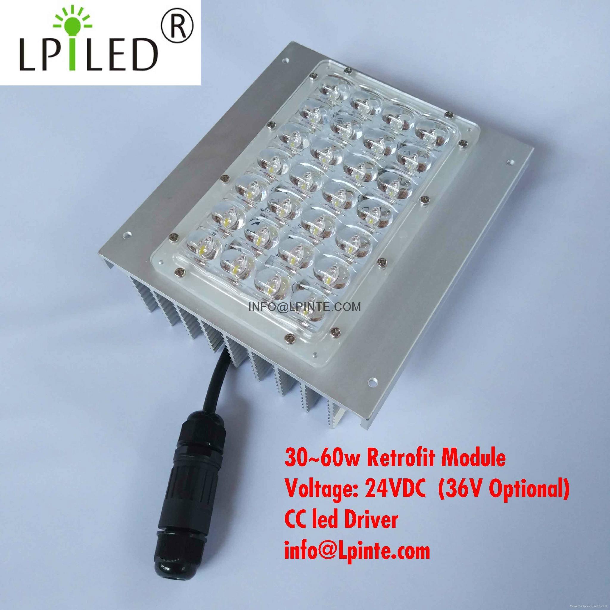 MCPCB led module LV2412 street light module 28w LV3519 colombia mexico led card 3