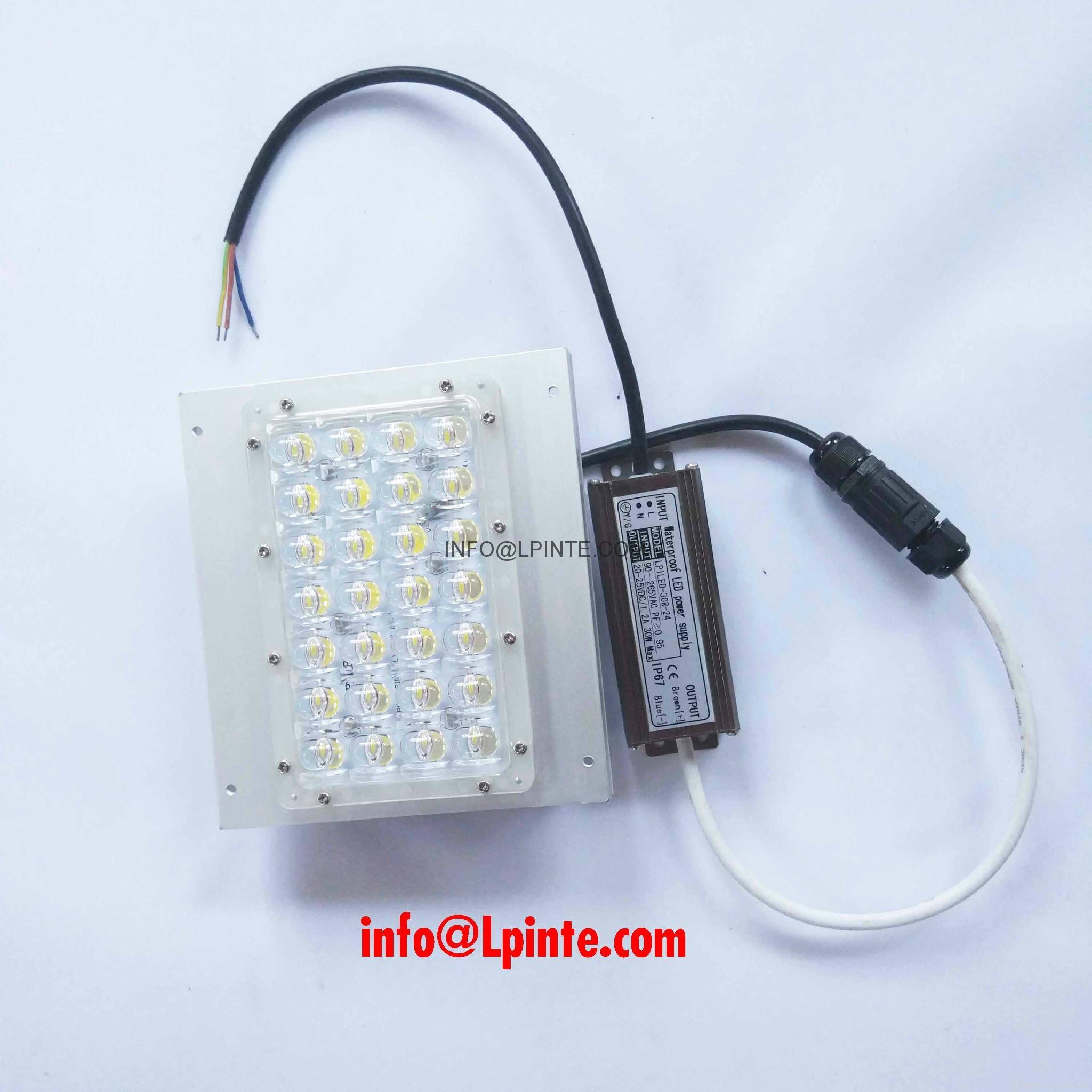 28w led card   2412 steetlight module 8