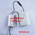 led module kit 30w 50W 60w for streetlight floodlight 3