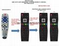 防水電視機遙控器鏡面電視 3