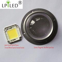 led module kit 30w 50W 60w for streetlight floodlight