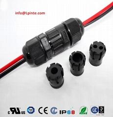 Waterproof connector