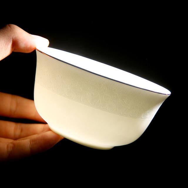 plato de porcelana 6