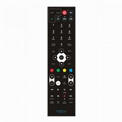 Healthcare remote controller universal program