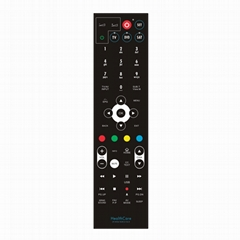 Healthcare remote controller universal programmable