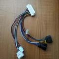 auto parts cable wire cctv camera customized