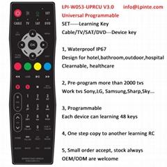 Amino stb remote controller