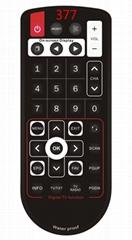 waterproof remote control