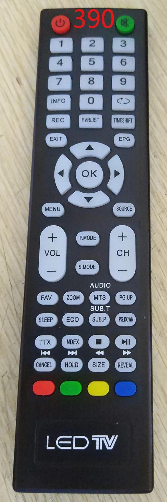 waterproof remote control
