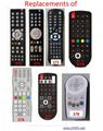waterproof lcd tv 防水电视机遥控器 4