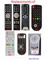 remote control replacement