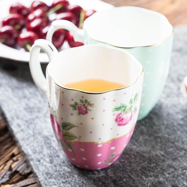 mug coffee cup tea cup pocelain 6