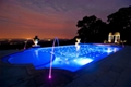 Retrofit par56 lamp led fountain light led underwater lamp led pool light 300W