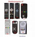 waterproof lcd tv 防水遥控器 6