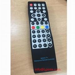waterproof lcd tv 防水電視遙控器