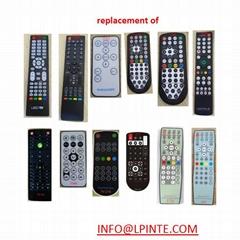 酒店遥控器防水电视遥控器