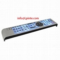 aluminum remote controller metal remote controller LPI-AR50 with backlight