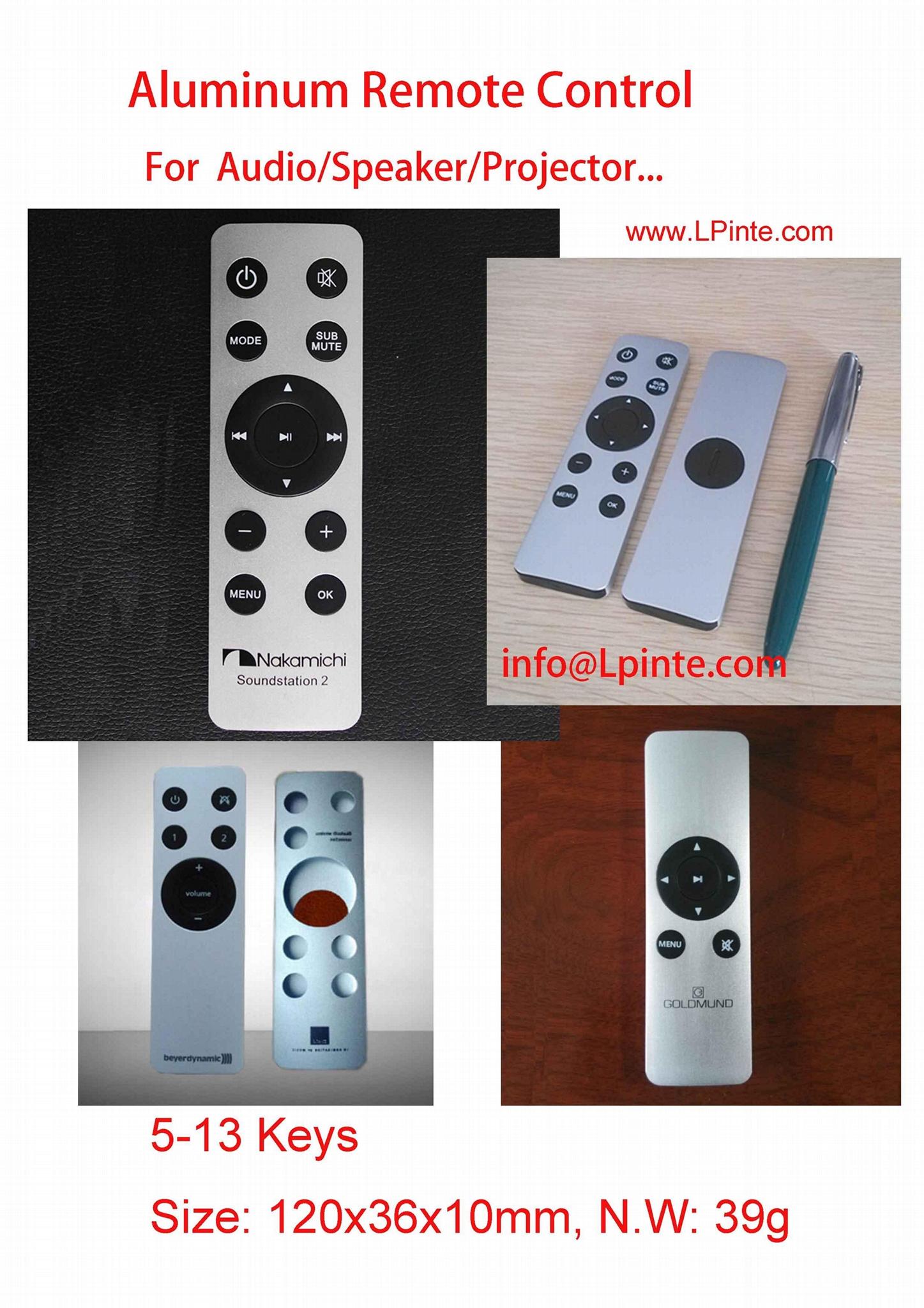 铝壳遥控器 1