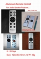 metal remote controller metal remote