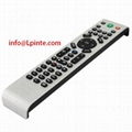aluminum remote controller metal remote controller LPI-AR50 with LED backlight