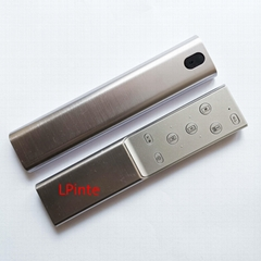 aluminum remote control 2.4G metal shell remote control audio