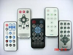 RF Wireless rgb light remote controller