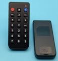 light remote,audio remote rubber button LPI-R21 mexico america