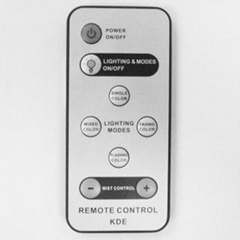 remote control dimmer switch IR remote control 2.4G