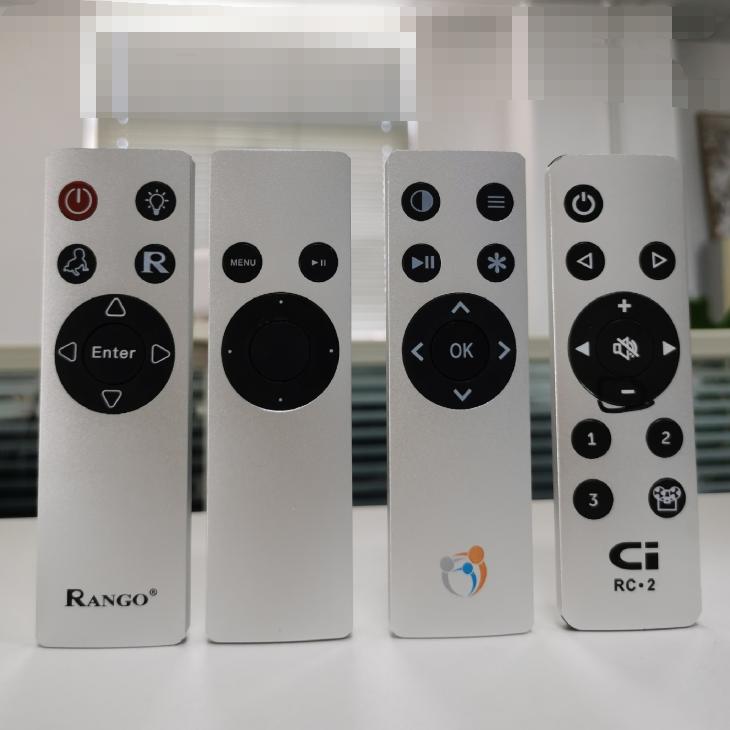 metal remote controller metal remote control IR RF дистанционное управление 9